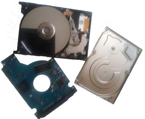 Что делать, если жесткий диск не работает